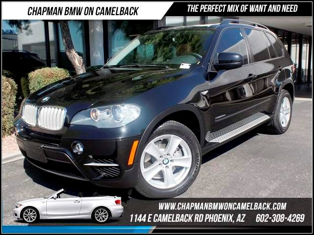 2011 BMW X5 xDrive35d Prem Pkg 34417 miles 1144 E Camelback The BMW Certified Edge Sales Event