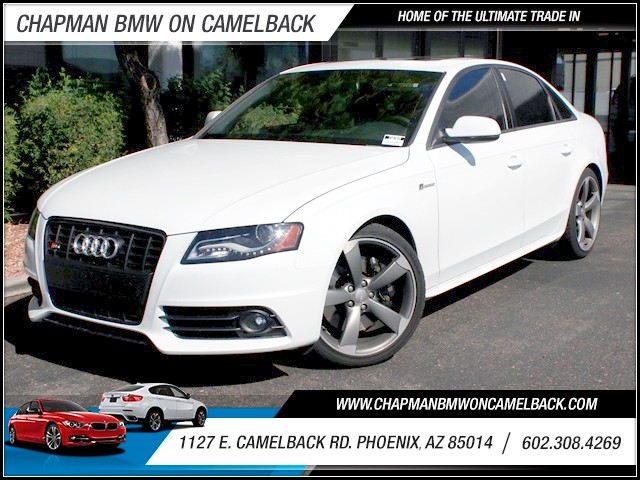 2012 Audi S4 30T quattro Prestige 22933 miles 1127 E Camelback Rd Summer Deals are Hot we h