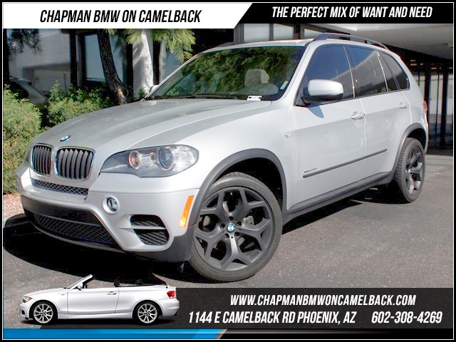 2011 BMW X5 xDrive35i Sport Activity 68720 miles 1127 E Camelback BUY WITH CONFIDENCE Cha