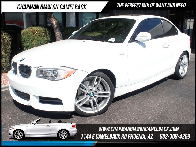 2012 BMW 1-Series 135i 43988 miles 1144 E Camelback The BMW Certified Edge Sales Event If you