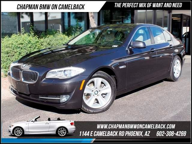 2012 BMW 5-Series 528i 17193 miles 1144 E Camelback The BMW Certified Edge Sales Event If you