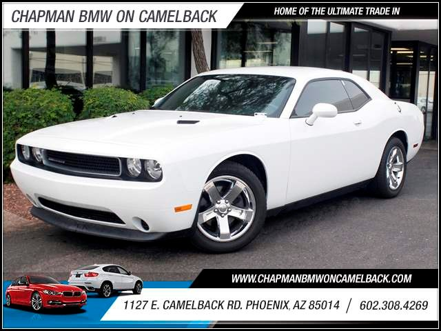 2013 Dodge Challenger SXT 34957 miles 1127 E Camelback BUY WITH CONFIDENCE Chapman BMW is