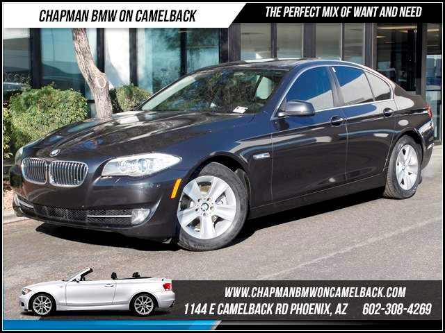 2013 BMW 5-Series 528i 19477 miles 1144 E CamelbackHappier Holiday Sales Event on Now Chapman
