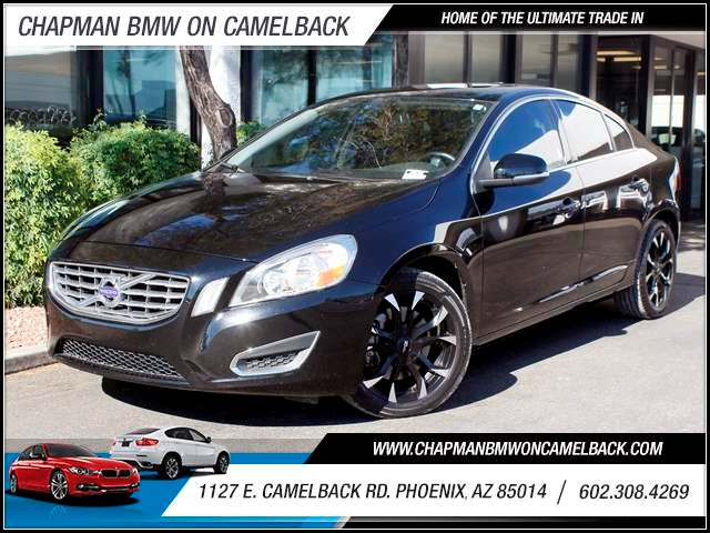2012 Volvo S60 T5 71756 miles 1127 E Camelback BUY WITH CONFIDENCE Chapman BMW is located