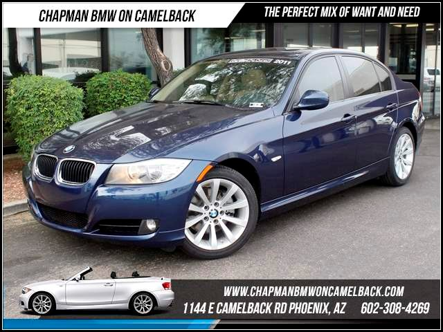 2011 BMW 3-Series Sdn 328i Prem Pkg 51155 miles 1144 E CamelbackHappier Holiday Sales Event on N