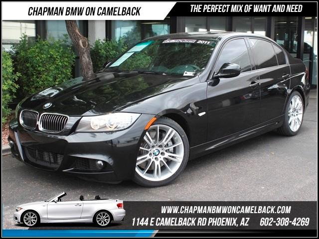 2011 BMW 3-Series Sdn 335i PremM Sport Pkg Nav 46094 miles 1144 E Camelback The BMW Certified E