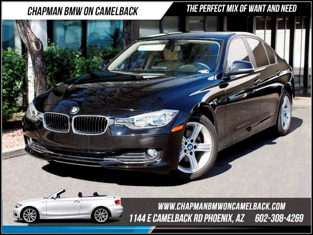 2014 BMW 3-Series Sdn 320i 21653 miles 1144 E CamelbackCPO Elite Sales Event on now at Chapman