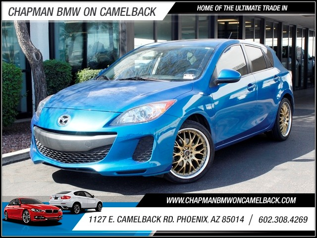 2012 Mazda MAZDA3 i Grand Touring 64721 miles 602 385-2286 1127 Camelback TAX SEASON IS HERE