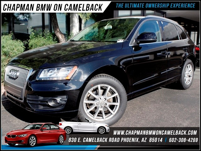 2011 Audi Q5 20T quattro Premium 40467 miles 1127 E Camelback BUY WITH CONFIDENCE Chapma