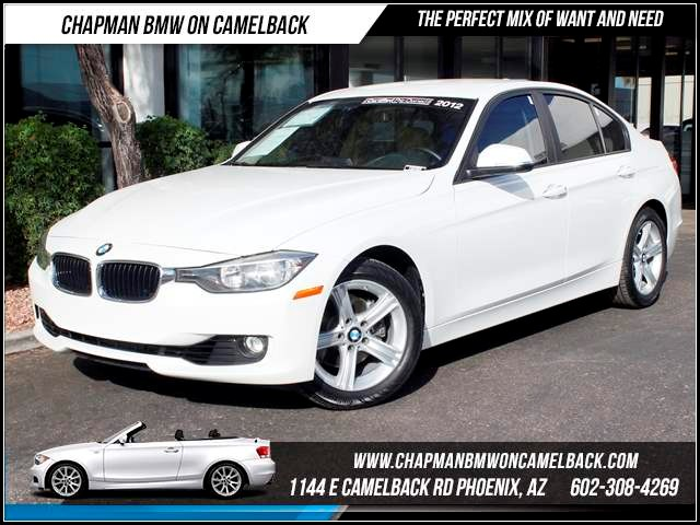 2012 BMW 3-Series Sdn 328i 50049 miles Chapman BMW on Camelback CPO Elite Sales Event Take advan