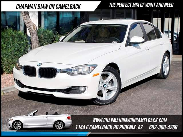 2012 BMW 3-Series Sdn 328i 46751 miles 1144 E CamelbackCPO Elite Sales Event on now at Chapman