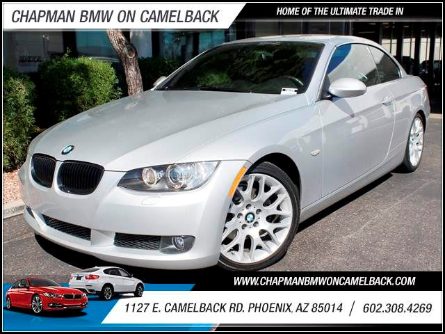 2008 BMW 3-Series Conv 328i 43881 miles 1127 E Camelback BUY WITH CONFIDENCE Chapman BMW