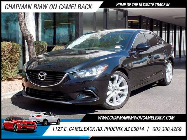 2014 Mazda MAZDA6 i Touring 18548 miles 602 385-2286 1127 E Camelback HOME OF THE ULTIMATE T