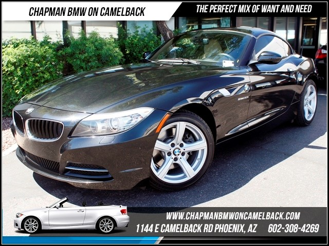 2009 BMW Z4 sDrive30i 42705 miles 1144 E Camelback The BMW Certified Edge Sales Event If you h