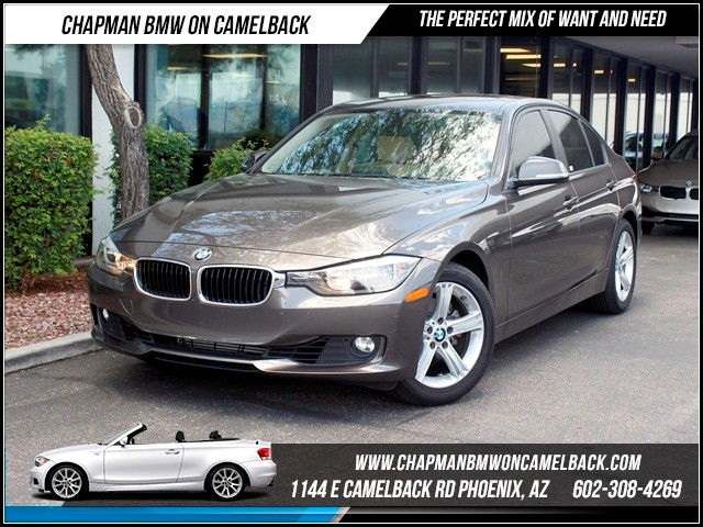 2013 BMW 3-Series Sdn 328i Prem Pkg 26998 miles 1144 E CamelbackCPO Spring Sales Event on now