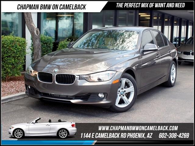 2013 BMW 3-Series Sdn 328i Prem Pkg 26998 miles 60238522861144 E Camelback RdChapman BMW on