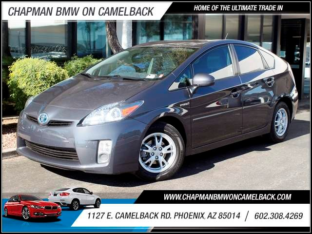 2011 Toyota Prius I 54035 miles 1127 E Camelback BUY WITH CONFIDENCE Chapman BMW is locat