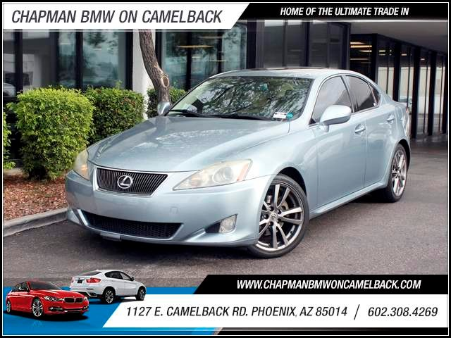 2008 Lexus IS 250 80073 miles 602 308-4269 1127 Camelback TAX SEASON IS HERE Buy the car or
