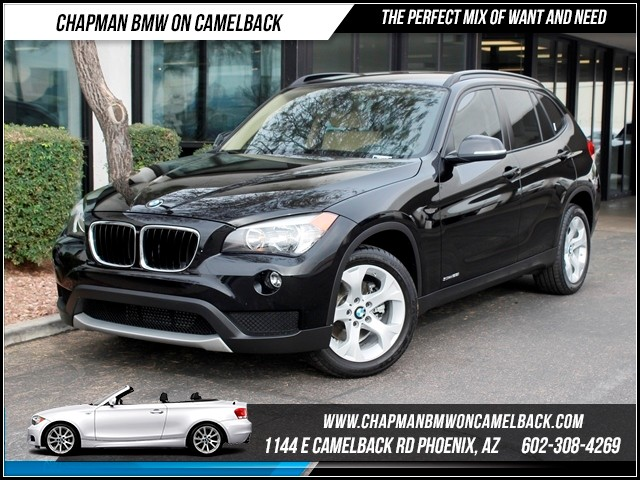 2014 BMW X1 sDrive28i 11889 miles Chapman BMW on Camelback CPO Elite Sales Event Take advantage