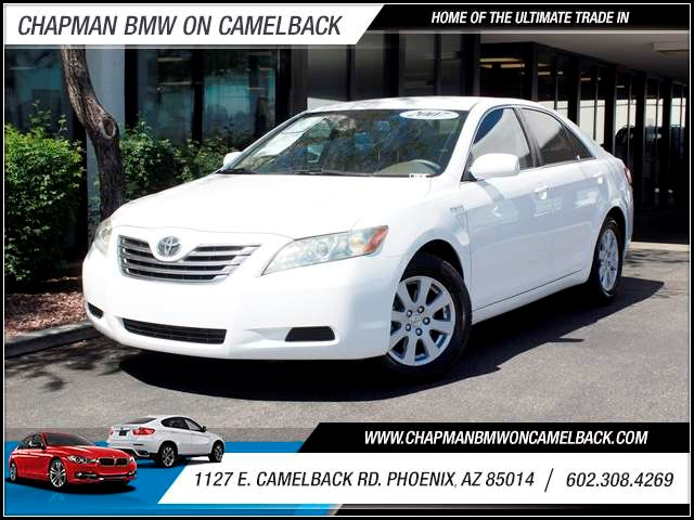 2007 Toyota Camry Hybrid 67522 miles 602 385-2286 1127 Camelback RD TAX SEASON IS HERE Buy
