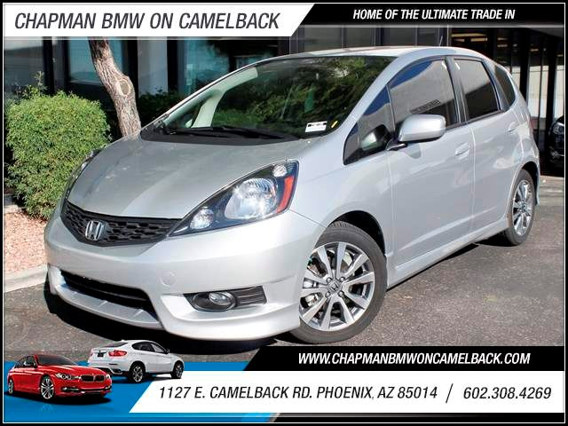 2013 Honda Fit Sport 6998 miles 1127 E Camelback BUY WITH CONFIDENCE Chapman BMW is locat