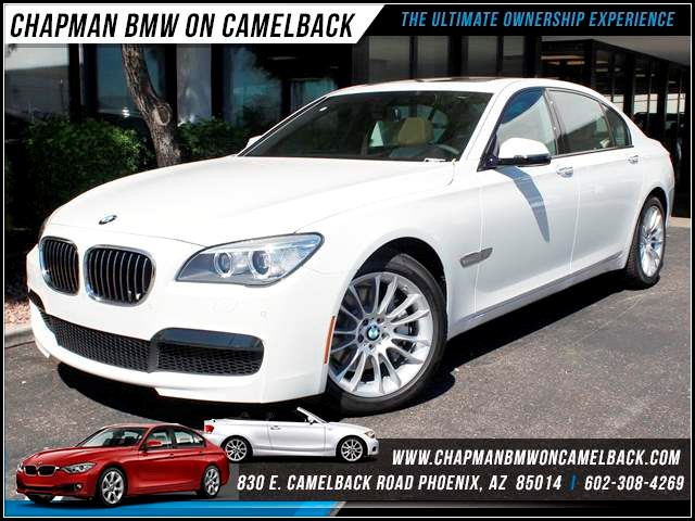 2015 Bmw 740li Sedan Stock 150223 In Phoenix Arizona