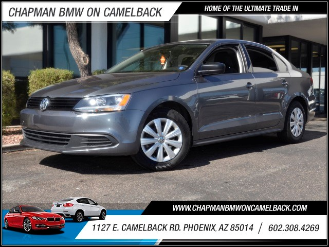 2014 Volkswagen Jetta S 31363 miles 1127 E Camelback BUY WITH CONFIDENCE Chapman BMW is