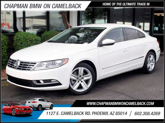 2013 Volkswagen CC Sport Plus 34923 miles 1127 E Camelback BLACK FRIDAY SALE EVENT going on NOW t