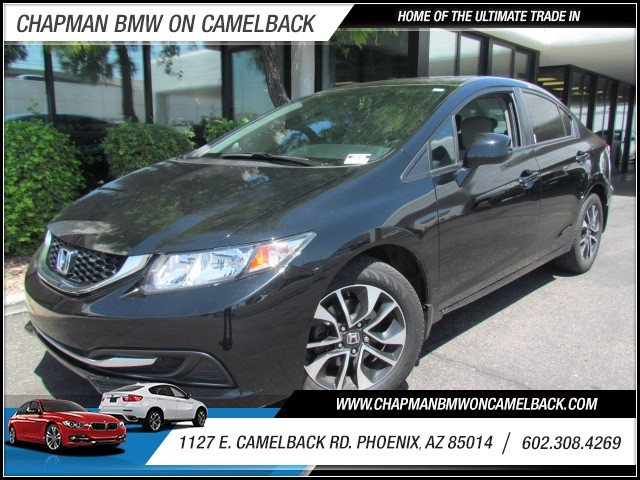2013 Honda Civic EX 27195 miles 602 385-2286 1127 E Camelback HOME OF THE ULTIMATE TRADE IN