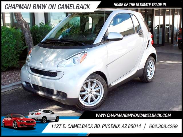 2010 Smart fortwo passion 24912 miles 1127 E Camelback BUY WITH CONFIDENCE Chapman BMW is