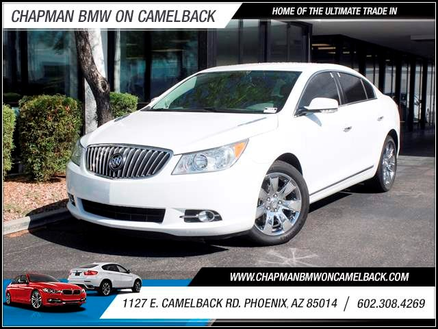 2013 Buick LaCrosse Premium 2 19073 miles 602 385-2286 1127 E Camelback HOME OF THE ULTIMATE