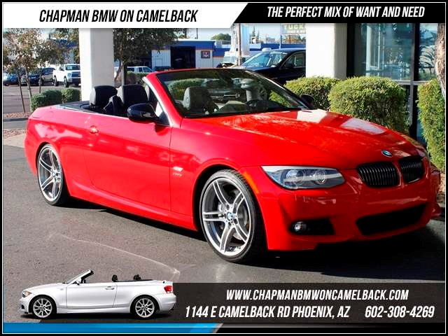 2012 BMW 3-Series Conv 335is Prem Pkg Nav 28971 miles 1144 E CamelbackHappier Holiday Sales Even