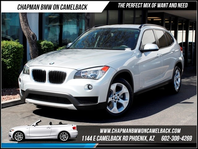 2014 BMW X1 sDrive28i 30908 miles Chapman BMW on Camelback CPO Elite Sales Event Take advantage
