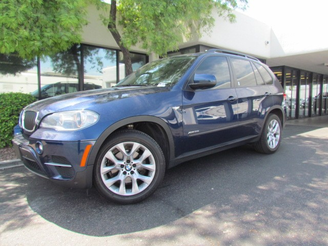2011 BMW X5 xDrive35i ConvTech3rd Row Seat 43913 miles 1144 E Camelback RdChapman BMW on Came