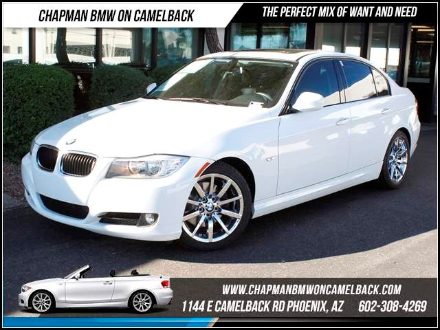 2011 BMW 3-Series Sdn 328i 41880 miles 1144 E CamelbackChapman BMW on Camelback in Phoenix is th