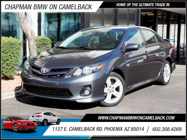 2013 Toyota Corolla S 23125 miles 602 385-2286 1127 Camelback TAX SEASON IS HERE Buy the car