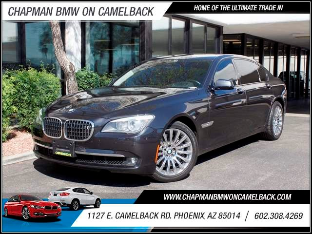 2009 BMW 7-Series 750Li 58365 miles 602 385-2286 1127 E Camelback HOME OF THE ULTIMATE TRADE