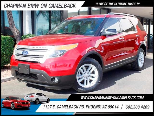 2013 Ford Explorer XLT 34329 miles 1127 E Camelback BUY WITH CONFIDENCE Chapman BMW is lo