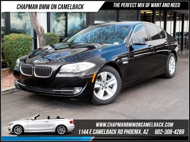 2012 BMW 5-Series 528i Nav 48080 miles Chapman BMW on Camelback CPO Elite Sales Event Take advan