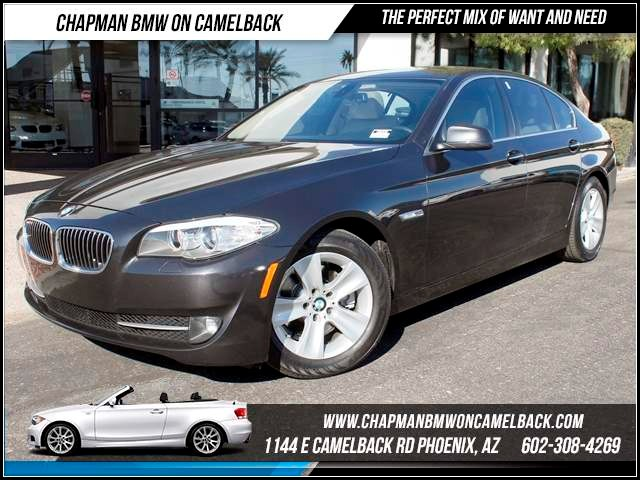 2011 BMW 5-Series 528i 62047 miles 1144 E CamelbackHappier Holiday Sales Event on Now Chapman