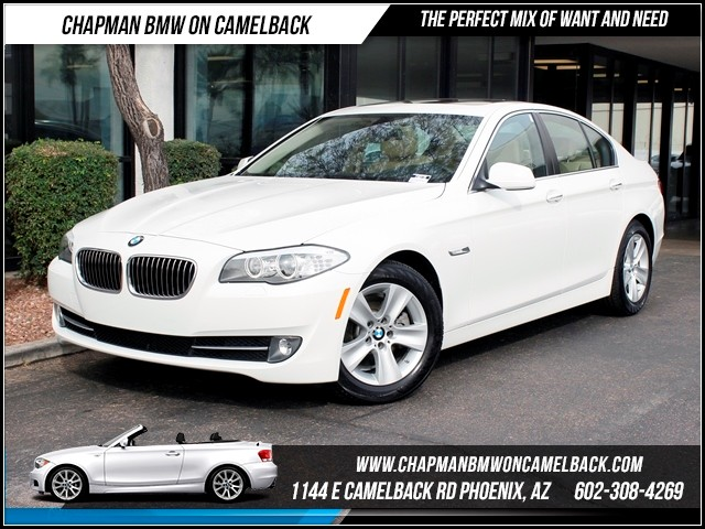 2012 BMW 5-Series 528i 28964 miles Chapman BMW on Camelback CPO Elite Sales Event Take advantage