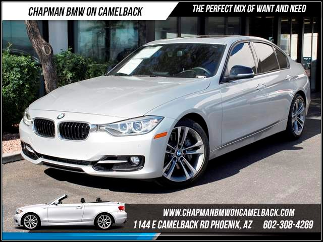 2012 BMW 3-Series Sdn 335i 27505 miles 1144 E CamelbackCPO Elite Sales Event on now at Chapman