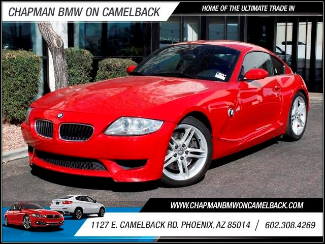 2006 BMW Z4 M 67620 miles 602 385-2286 1127 Camelback TAX SEASON IS HERE Buy the car or tru