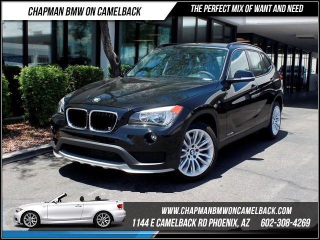 2014 BMW X1 xDrive28i Cold Weather Pkg 19588 miles 1144 E CamelbackCPO Spring Sales Event on