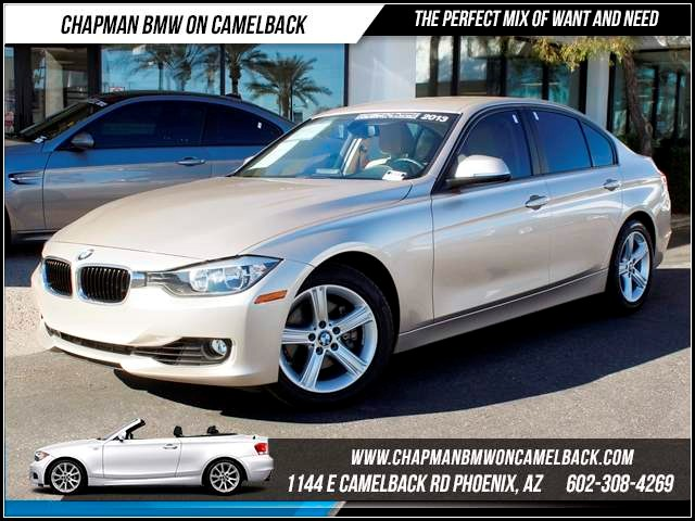 2013 BMW 3-Series Sdn 328i 12239 miles 1144 E CamelbackCPO Spring Sales Event on now at Chapm