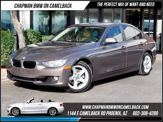 2013 BMW 3-Series Sdn 328i 15112 miles 1144 E CamelbackCPO Spring Sales Event on now at Chapm