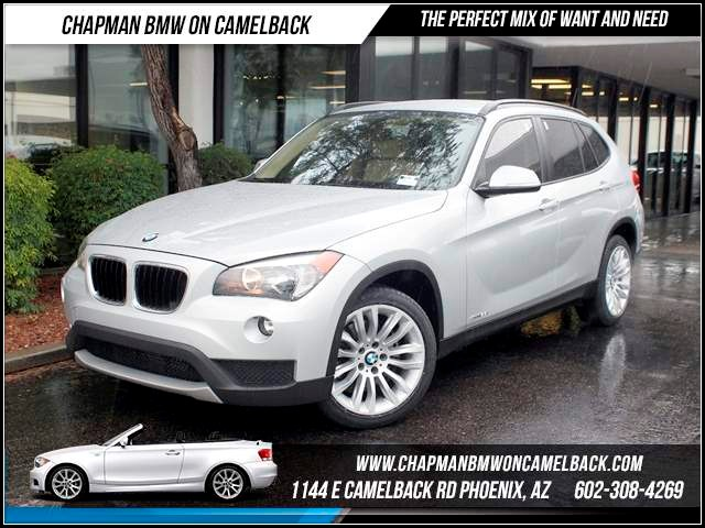 2014 BMW X1 sDrive28i 18502 miles 1144 E CamelbackCPO Elite Sales Event on now at Chapman BMW