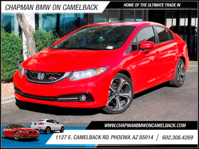 2014 Honda Civic Si 13470 miles TAX SEASON IS HERE Buy the car or truck of your DREAMS with CON