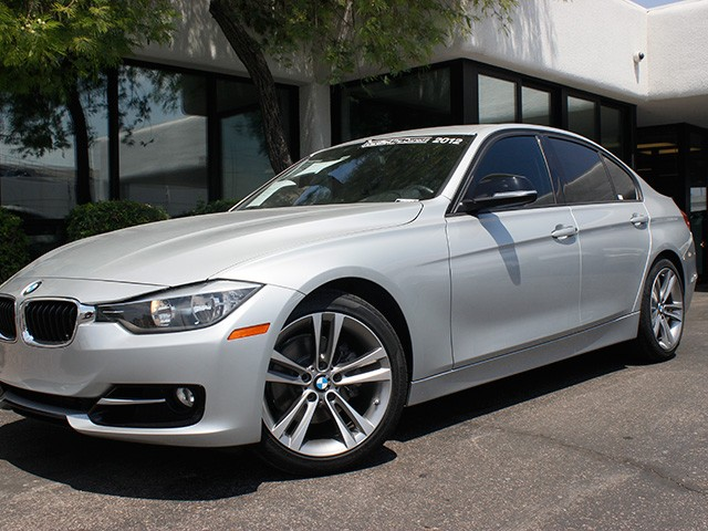 2013 BMW 3-Series 328i 31146 miles Sport Line Navigation system Wireless data link Bluetooth S