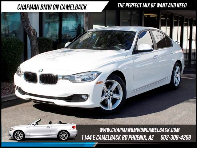 2013 BMW 3-Series Sdn 328i 23747 miles Chapman BMW on Camelback CPO Elite Sales Event Take advan